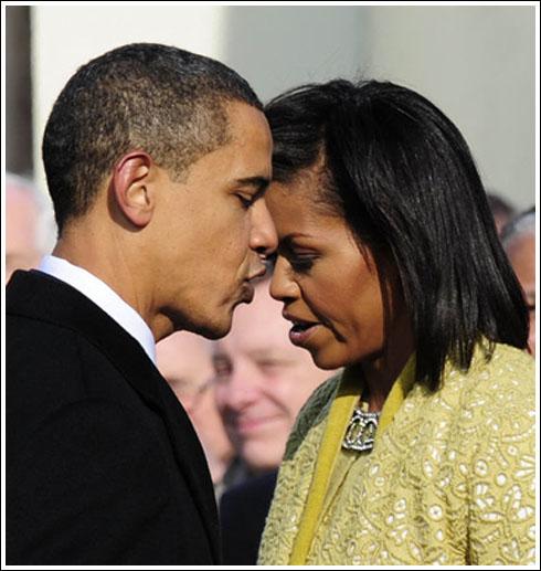 奥巴马夫妇已分居 - 妮子 - 妮
