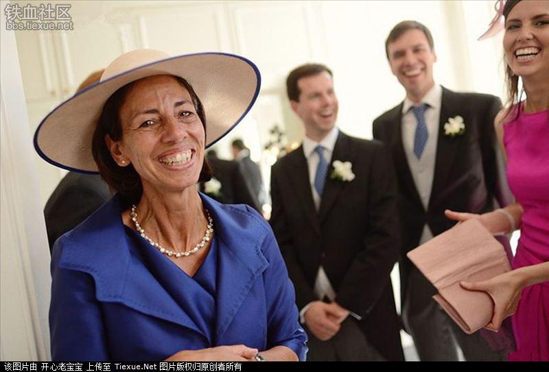 走近一场英国的西式婚礼 - 妮子 - 妮