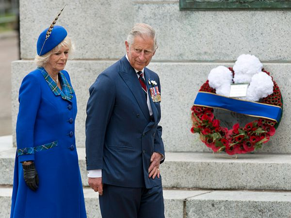 查理斯伉俪抵加国 庆祝维多利亚日 - 妮子 - 妮