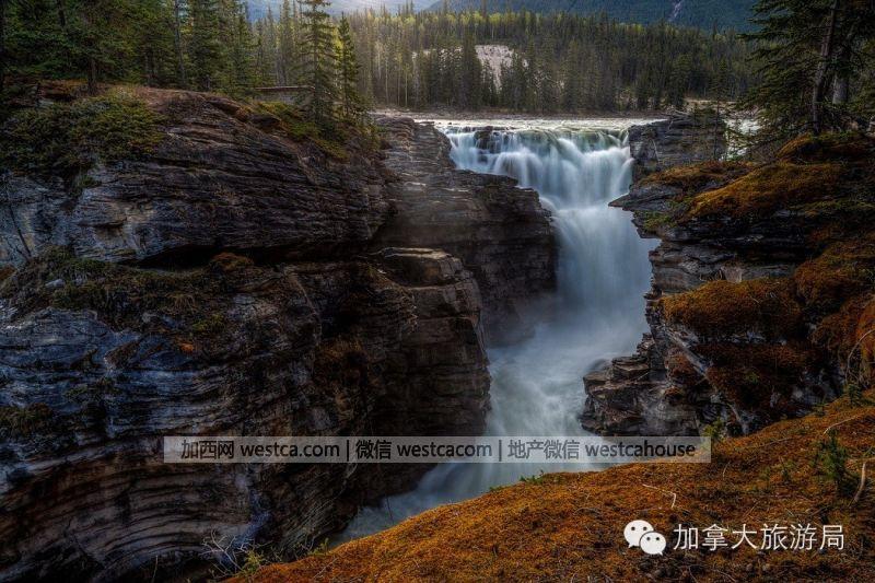 震撼之美 加拿大10座最迷人瀑布 | 新闻