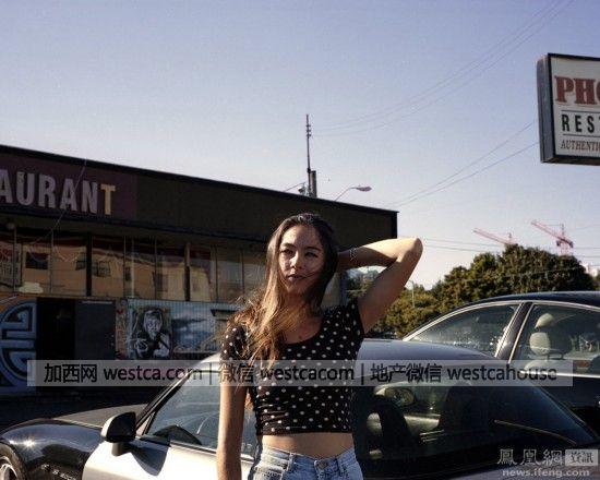 美国华裔女孩镜头下的中国味道 - 妮子 - 妮