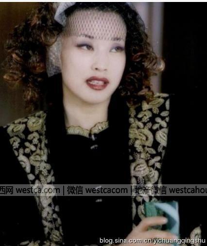 醉了 扒扒刘晓庆毁尽三观扮嫩角色 - 妮子 - 妮