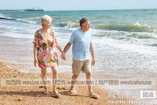 从步态看寿命 预示死亡的走路姿势 - 妮子 - 妮