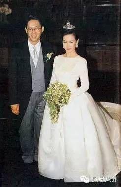 她持10亿嫁名门 无所出让位李嘉欣 - 妮子 - 妮